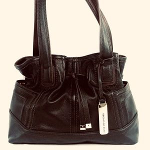 Tignanello Bags - 👛2/$50Tignanello Draw String Leather Shoulder Bag